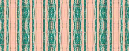 Green Rustic Plaid. Watercolour Picnic Texture. Fashion Checkered Design. Seamless Rustic Plaid. Scottish Wallpaper with Tartan Stripes. Pink Trendy Geometric Repeat. British Rustic Plaid. Stock fotó