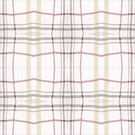 Plaid Pattern. Beige Check Fabric. Celtic Checkered Tile. Seamless Modern Material. Geometric Plaid Pattern. Graphic Stripes Wallpaper. Buffalo Print. Picnic Cloth. Neutral Plaid Pattern.