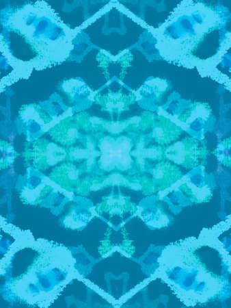 Seamless Ethnic Print. Mint Grunge Rug. Bohemian Design. Mint Watercolor Geometry. Seamless Ethnic Print. Mint Vintage Chevron. Folkloric Motif. Decorative Ornament.
