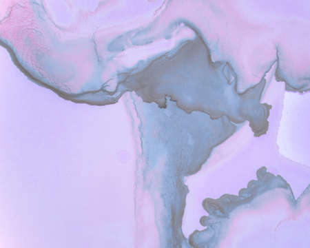 Ethereal Art Texture. Liquid Ink Wave Wallpaper. Purple Abstract Drop Splash. Watercolor Color Design. Ethereal Paint Texture. Alcohol Ink Wave Background. Pink Ethereal Water Texture.
