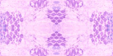 Seamless Snake Skin. Cobra Reptile Wild Print. Trendy Exotic Illustration. Purple and Pink Rapport. Handmade Distressed Snake. Watercolor Snake Skin.
