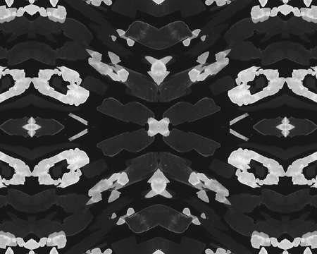 Seamless Leopard Pattern. Abstract Cheetah Skin. Black Watercolour Safari Wallpaper. Textile Design with Tiger Spots. Leopard Texture. Grey Abstract Jaguar Fur. Seamless Leopard Repeat.