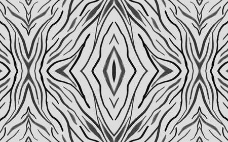 Seamless Zebra Stripes. Abstract Safari Design. Watercolor Wild Skin. Black Wildlife Ornament. Gray Zebra Lines. Fashion African Design. White Cheetah Ornament. Seamless Zebra Pattern.