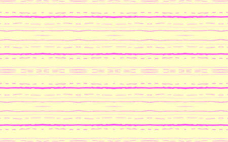 Grunge Texture. Pink Vintage Stroke Pattern. Handmade Geometric Wallpaper. Stripe Texture. Color Linen Design. Modern Lines Pattern. Seamless Geometric Background. Bright Grunge Texture. 스톡 콘텐츠