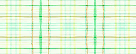 Green Fall Plaid Pattern. Seamless Tartan Texture. Checkered Shirt. Classic Scotland Material. Plaid Pattern. Retro Square Ornament. Yellow Picnic Tile. Traditional Green Plaid Pattern.