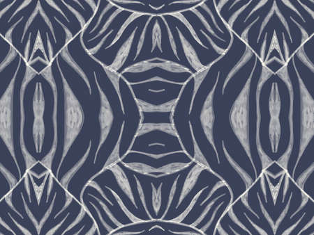 Seamless Animal Fur Texture. Watercolour Wildlife 版權商用圖片