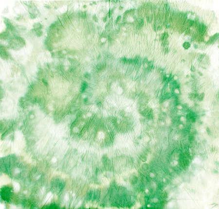 Circular Tie Dye. Batik Watercolor Patterns. Abstract Circle Kaleidoscope. Green Tie Die Dress. Spiral Color Round. Hippie Artistic Print. Heart Art Background. Swirl Backdrop. Tie Dye Circular. Banque d'images - 168308379