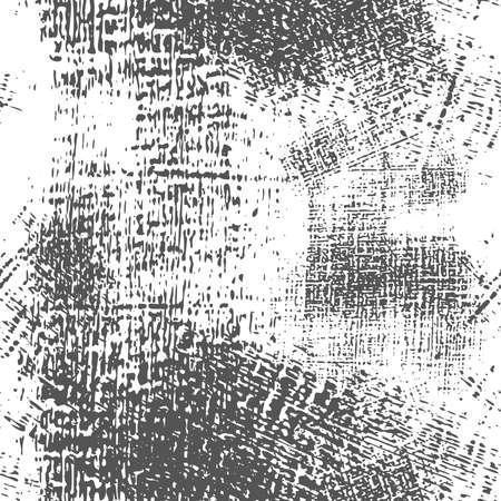 Abstract grunge wallpaper. Retro grain print. Black stain effect. Seamless grunge background. Vector Overlay dirty