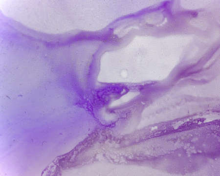 Ethereal Paint Pattern. Liquid Ink Wave