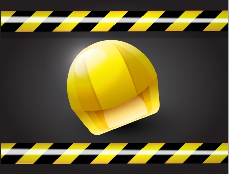Vector page under construction Stock Vector - 13974929