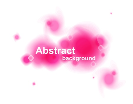 Abstract color paint cloud vector Stock Vector - 14931973