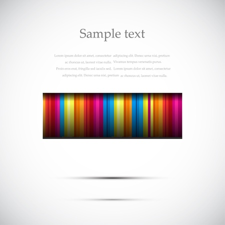 Vector striped vector background