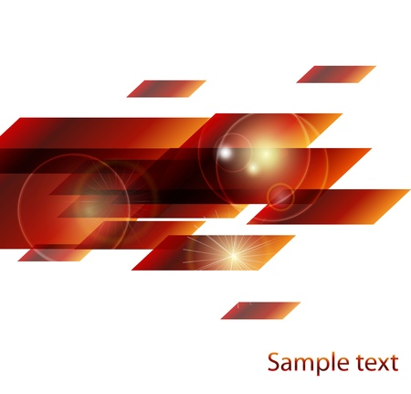 Vector shiny design elements Stock Vector - 17826895