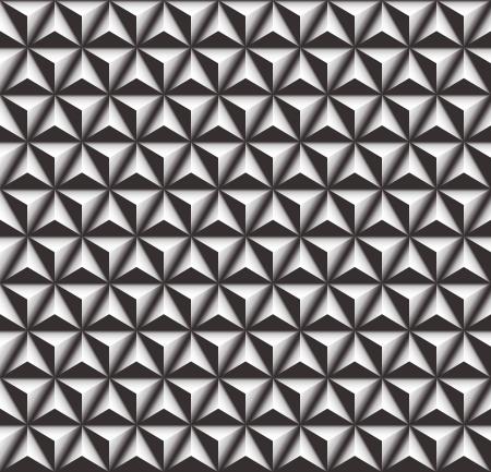 square shape: Gray mosaics vector background