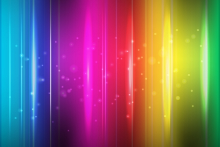Abstract shiny colorful rays background Stock Vector - 17827067