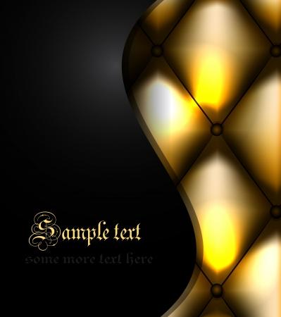 genteel: Abstract luxury upholstery background