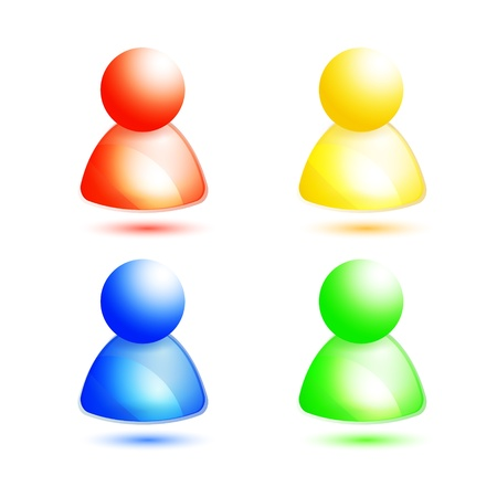 userpic: Vector member  people icon