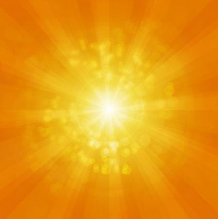 rays background: Shiny rays background