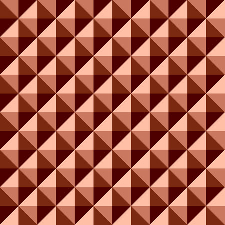 minimalistic: Minimalistic redgeometrical mosaic pattern for abstract design