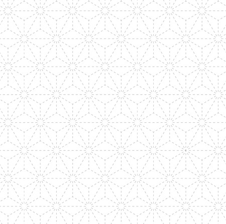 geometrical pattern: Subtle white geometrical pattern abstract seamless background