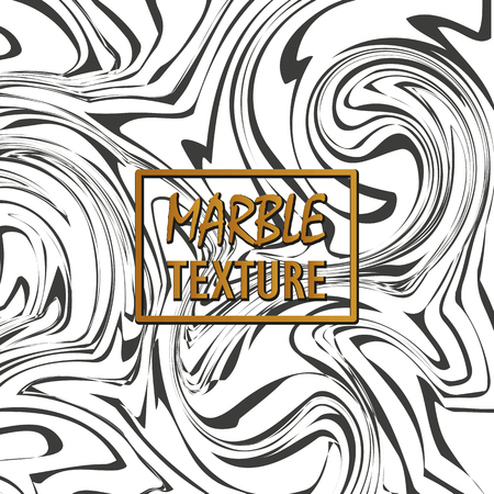 Digital marble background vector marble texture, abstract marble texture background. Black and white waves, marble cover template for booklet, brochure, card, flyer. Black and white marble background. 版權商用圖片 - 96152993