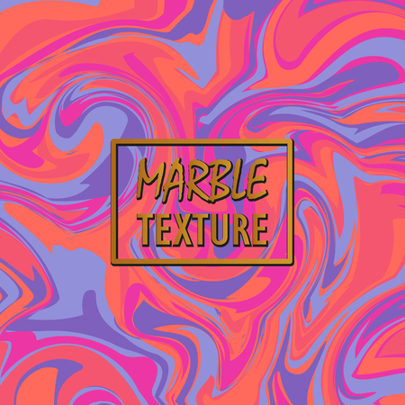 Digital marble background vector marble texture, abstract marble texture background. Colorful waves, marble cover template for booklet, brochure, card, flyer. Pink, lilac, blue, golden marble background. 版權商用圖片 - 96152997