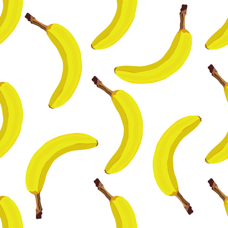 Banan seamless pattern