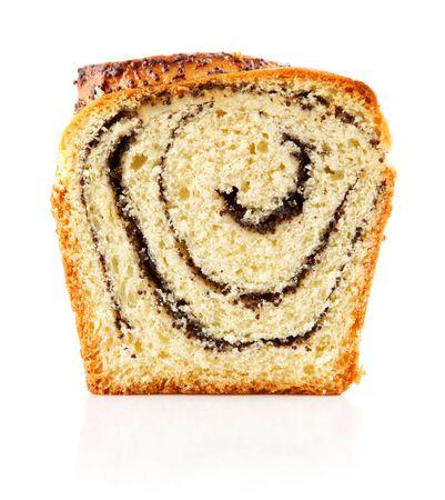 sweet fancy baking isolated on white background  photo