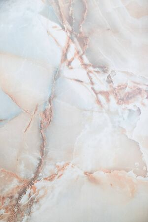 Natural marbles texture and surface background.perfect white onyx marble stone.Cream marble, Ivory onyx marble for interior exterior. decoration design and industrial construction concept design. 写真素材