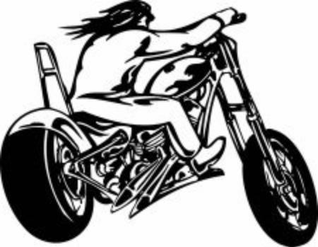 Thunder Cycles Vector 向量圖像