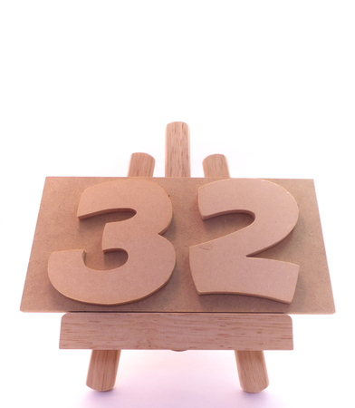 32: Digits, and 32
