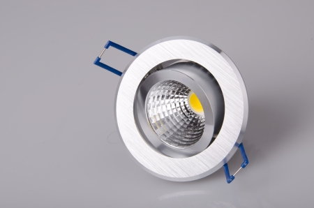 metall texture: LED Lamp