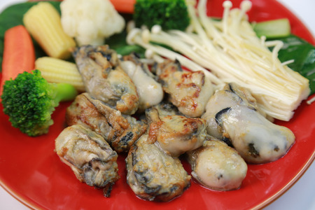 sauteed: better sauteed oyster