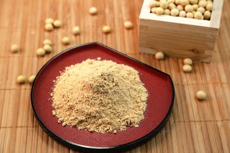 Soybean flour  Japanese sweet