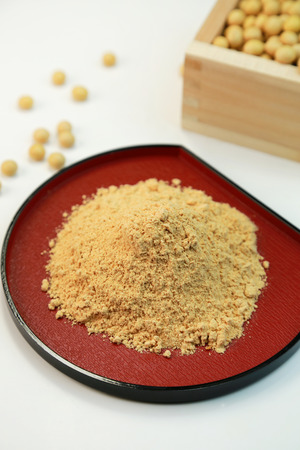 黃豆粉日系甜美