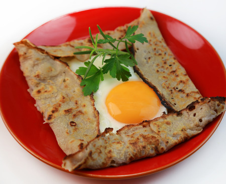 galette Stock Photo