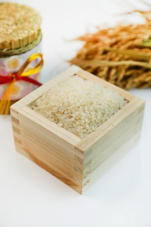 polished: polished rice  japanese food