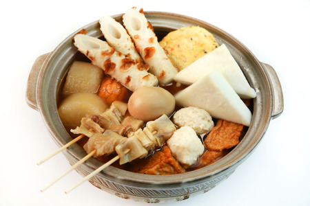 oden  japanese food