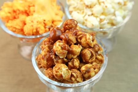 dulce de leche: Caramel popcorn