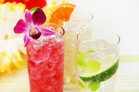 cocktails 版權商用圖片