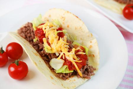 tortilla: tortilla Stock Photo