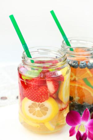 fruit water photo