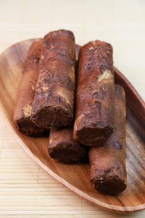 bran: Japanese bran snack