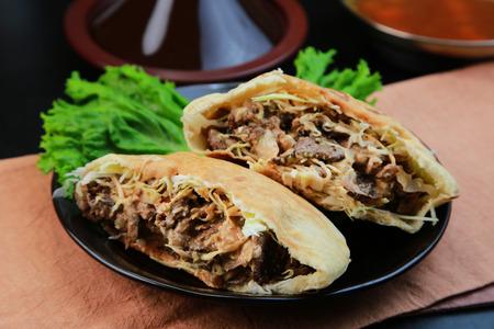 donner: Kebab Stock Photo
