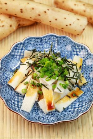 chinese yam: Chinese yam