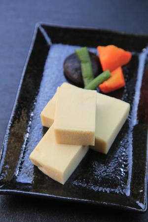 bean curd: Dried bean curd