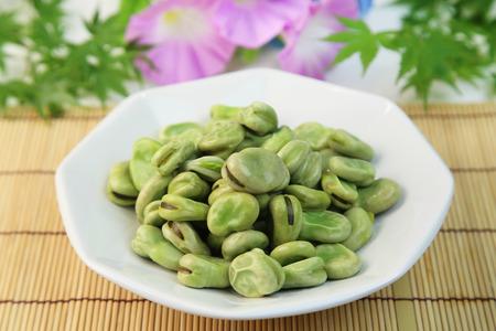 Broad bean Stok Fotoğraf