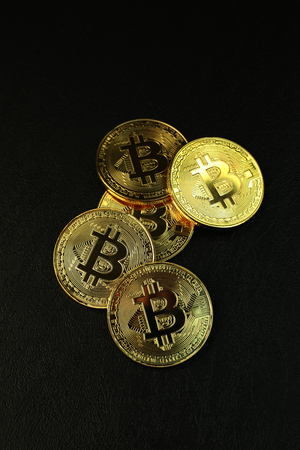 仮想通貨ビットコインのイメージです。