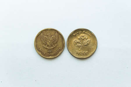 Old Indonesian Coins That Are No Longer Available For Transactions, Only For Collections