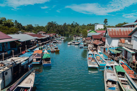 Talisayan Fishing Village, A Place That Is Always Busy With Boats Passing By, Fish Markets & Tourist Arrivals
